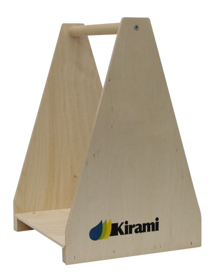 kirami firewood carrier from wood fire water