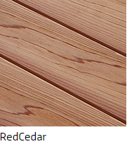 The Red Cedar finish