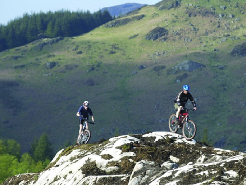 7 Stanes Mountain Bike Trails.