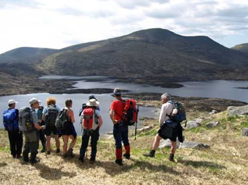 Newton Stewart Walking Festival is held in May every year and is a highly popular event with such stunning scenery to discover.