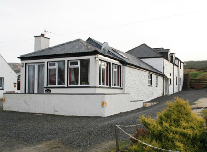 Stable Cottage, Glenquicken Farm self catering holiday accommodation in south west Scotland