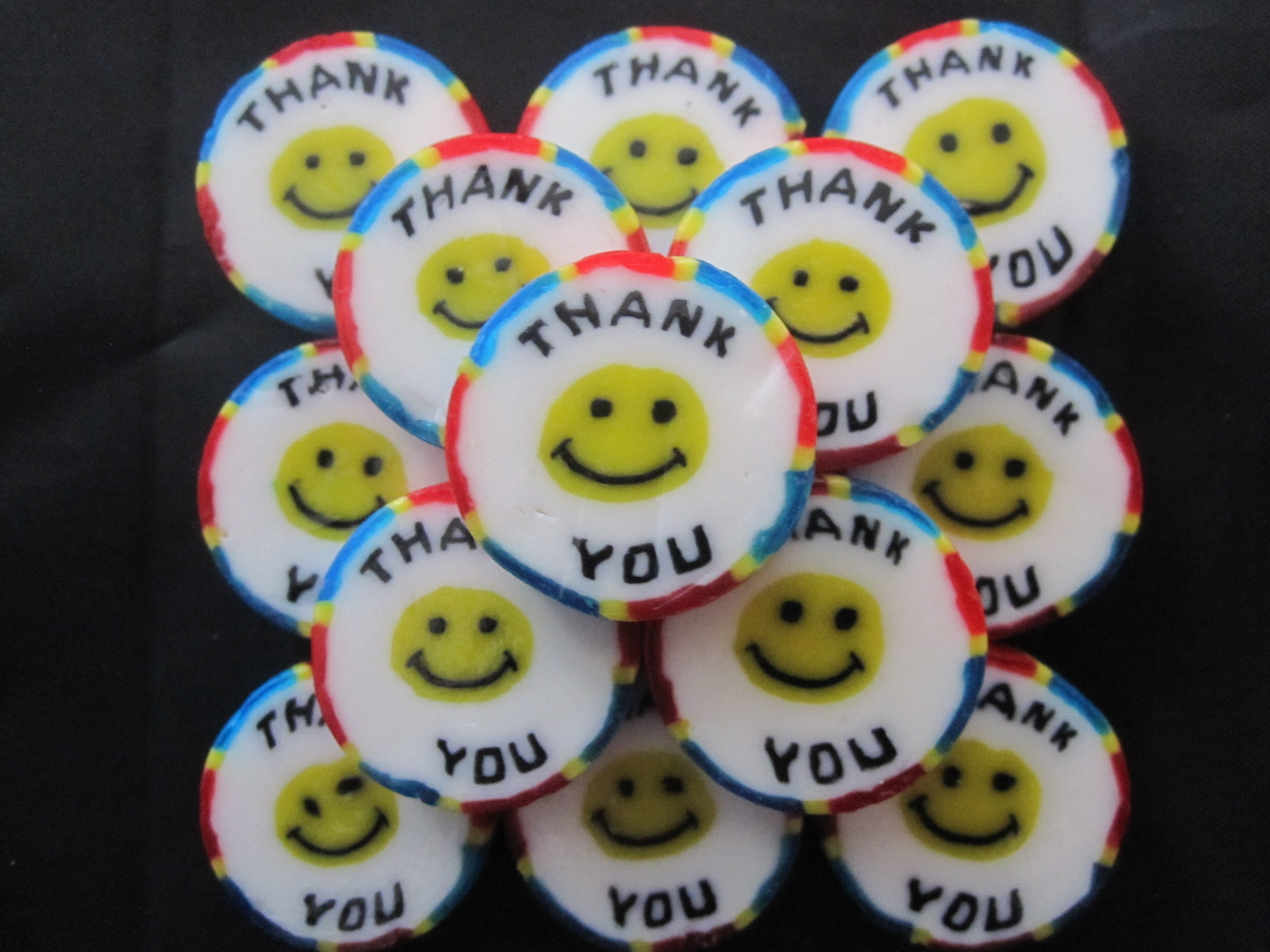 Thank You Party Favours