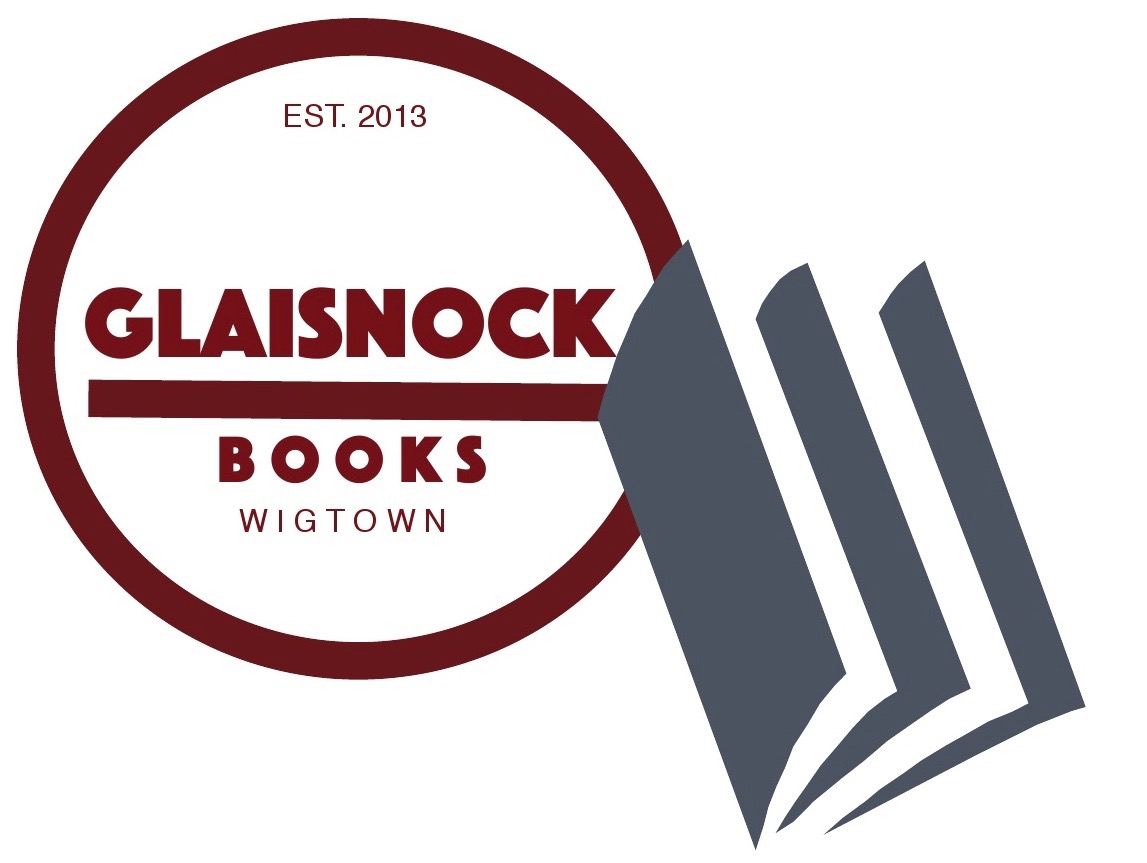 Glaisnock book themed cafe Wigtown