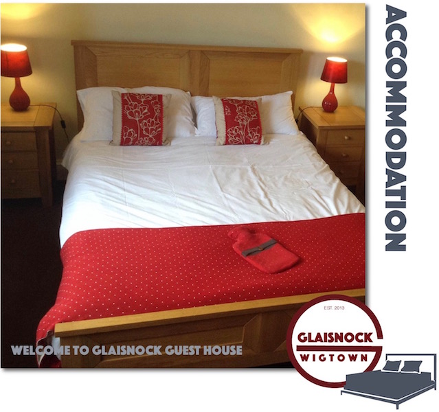 Accommodation at Glaisnock Guest House Wigtown, Scotland's National Book Town