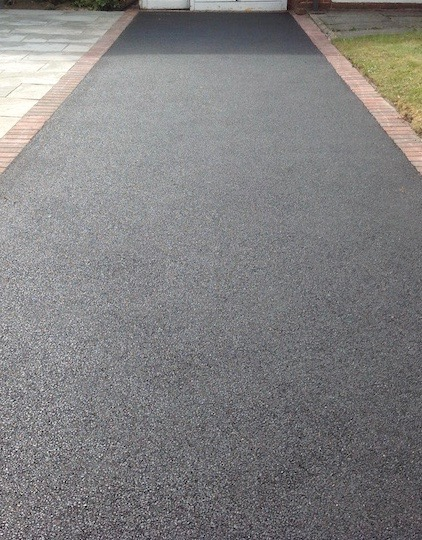 Tarmac contractors Crewe DLP Paving and Fencing Sandbach