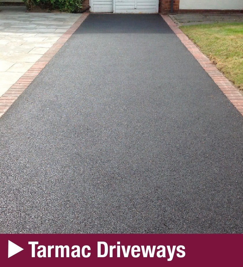 DLP Paving & Fencing Tarmac Driveways