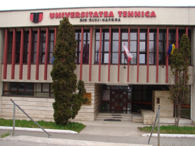 Romanian pilot site: University of Cluj-Napoca