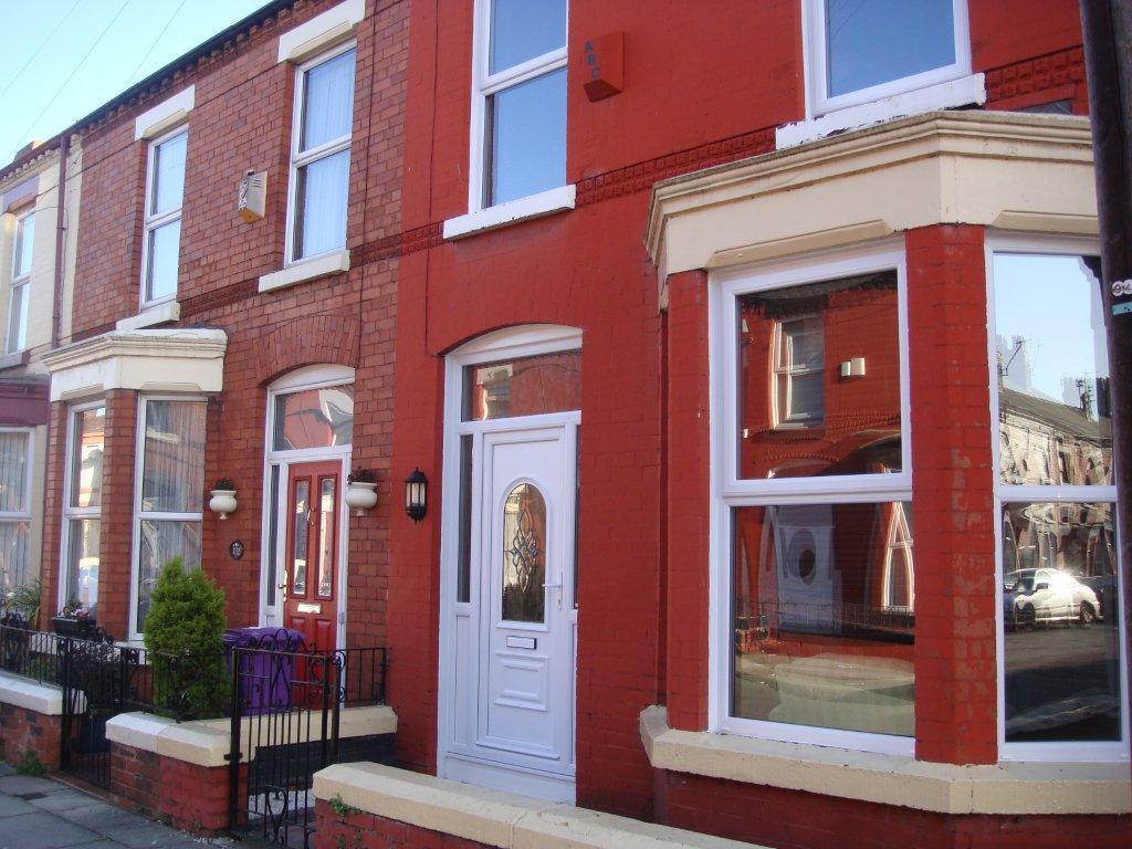Cranborne Road Liverpool Property