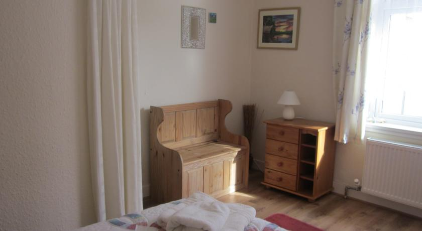 Bedroom at Kendoon self catering