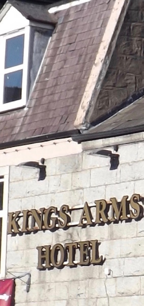 The Kings Arms Hotel, Dalbeattie, Dumfries and Galloway, Scotland