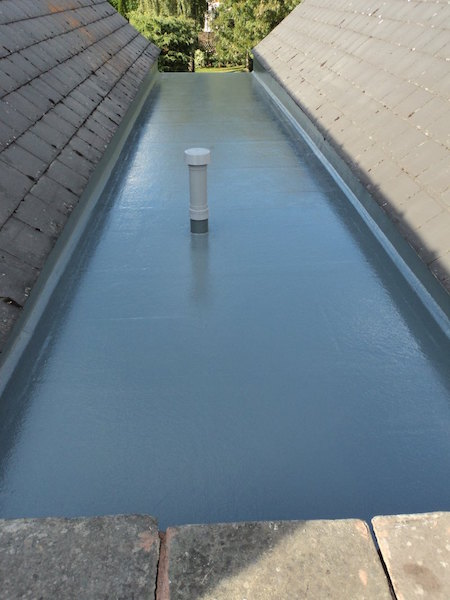 GRP fibreglass roofs by Masterhouse Services Limited