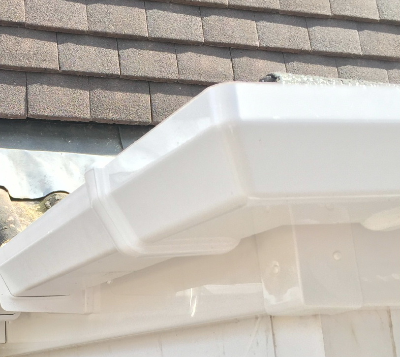 UPVC gutters by Masterhouse Services Limited