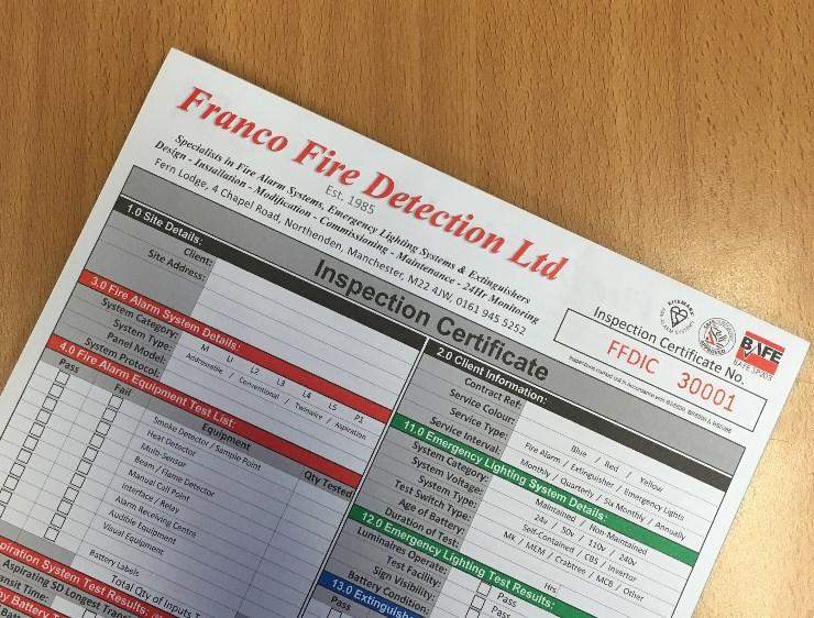 Fire Alarm Service Contract Template Gallery Template Design Ideas