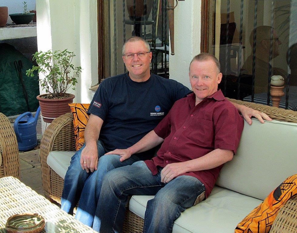 Steve & Phill