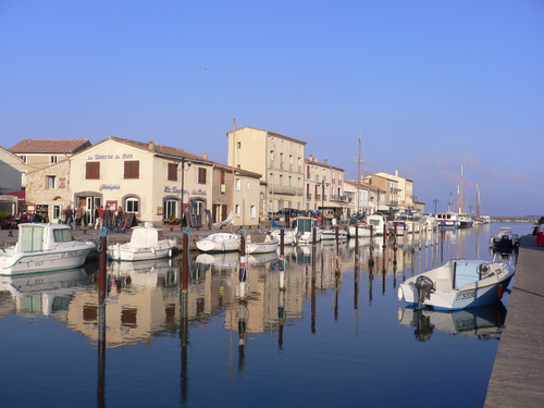 Port of Marseillan