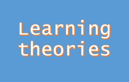 compare and contrast learning theories