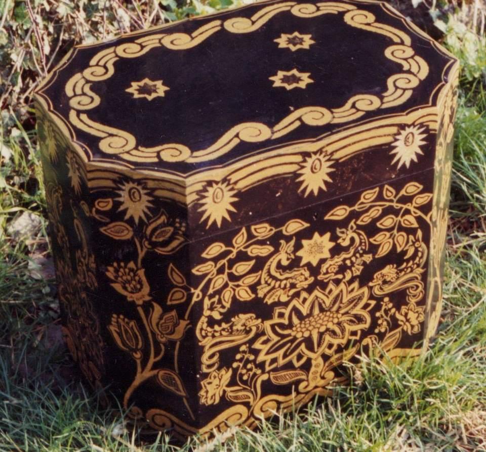 Gilded box-KBMorgan