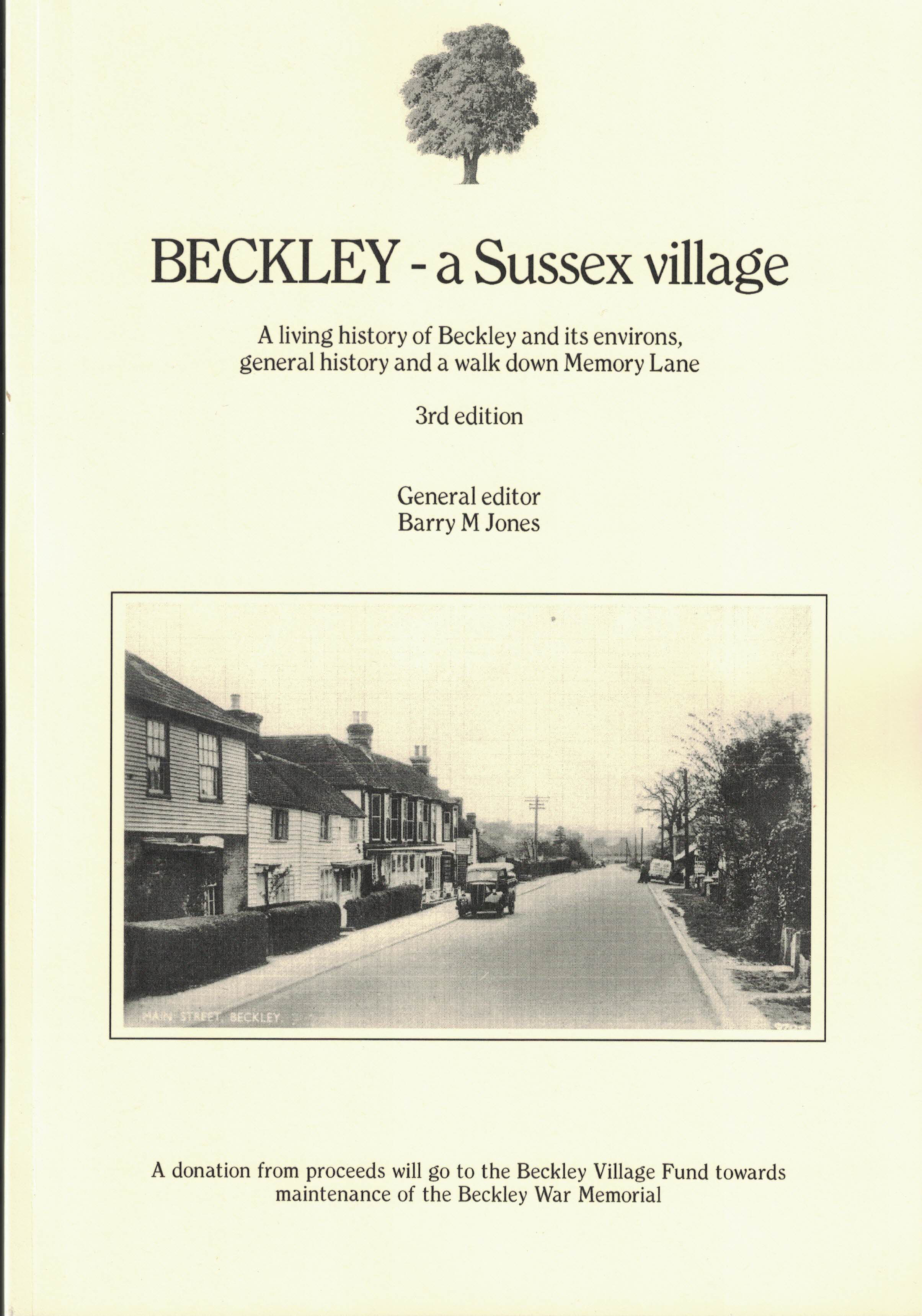 Beckley - a Sussex village