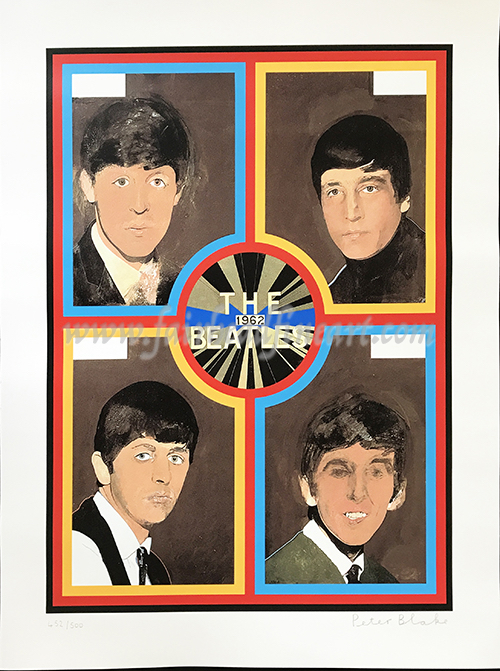 Peter Blake The Beatles