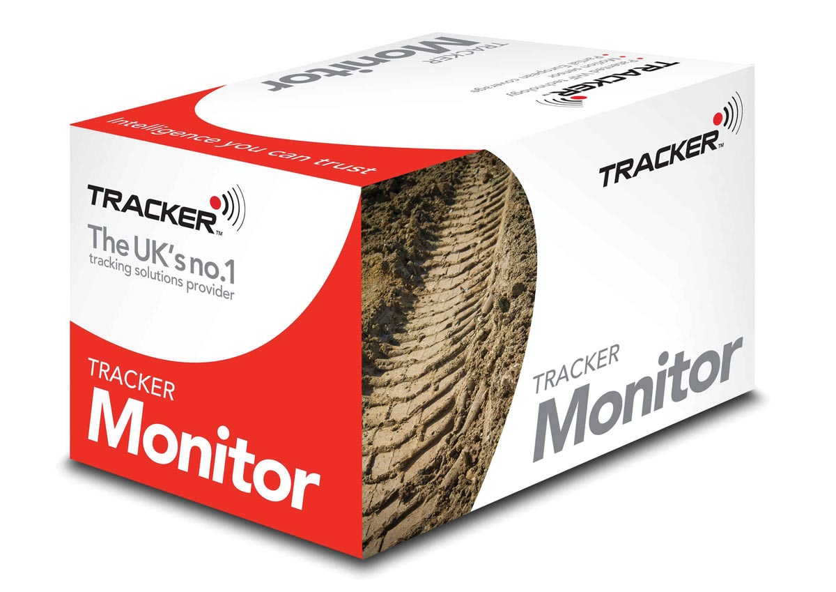 Link to the product information page for the Tracker Monitor