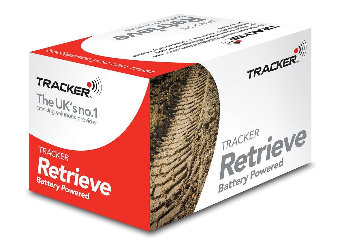 Image link to Tracker Retrieve product information page