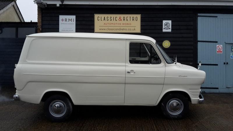 Classic  Retro Ltd
