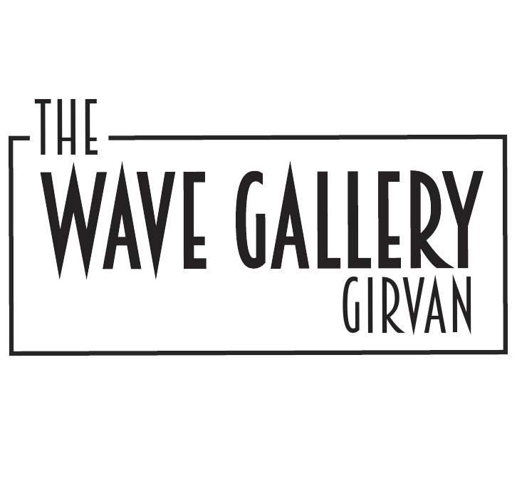 The Wave Gallery Girvan logo