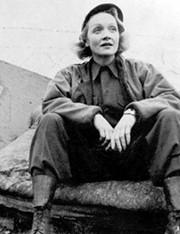 Marlene Dietrich Wartime