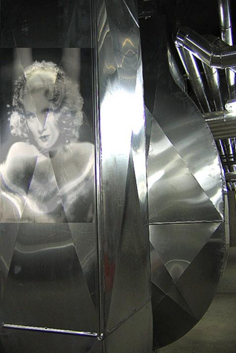 Marlene Dietrich by César Augusto