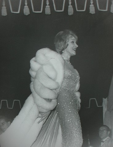 Marlene Dietrich by Enrique del Pozo