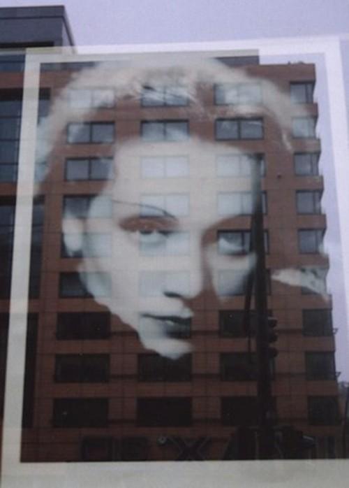 Marlene Dietrich by Piero Fiaschi