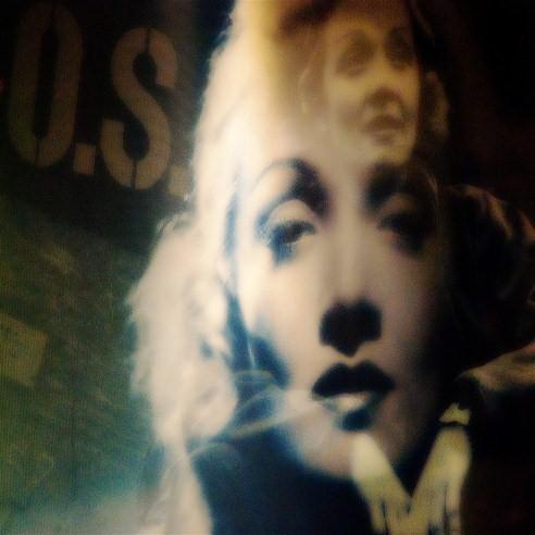 Marlene Dietrich by Guenno