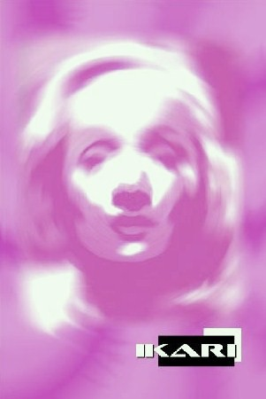 Marlene Dietrich by Ikari