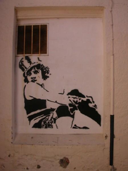 Marlene Dietrich by John Gibbins