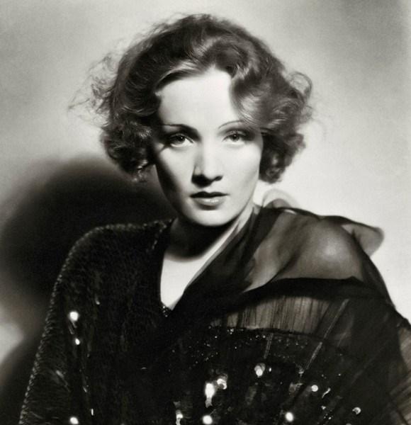Marlene Dietrich by Joseph Von Sternberg