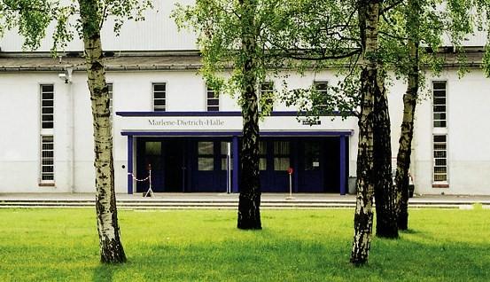 Marlene Dietrich Halle Babelsberg Studios