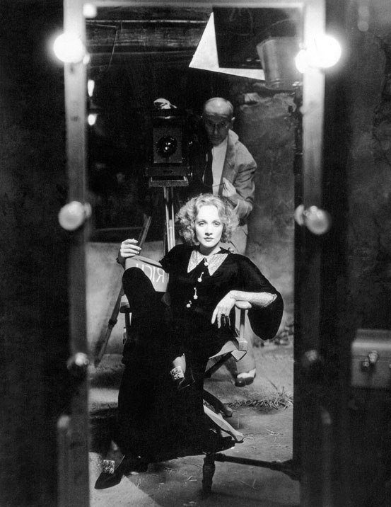 Marlene Dietrich on Film