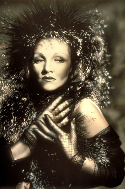 Marlene Dietrich by Paul Wright