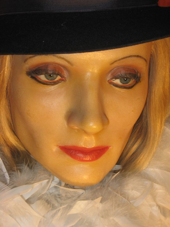 Marlene Dietrich by Zoja Adler