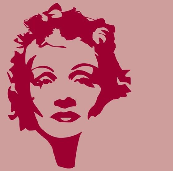 Marlene Dietrich by John Brock