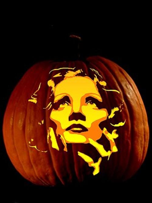 Marlene Dietrich by Gene Granata