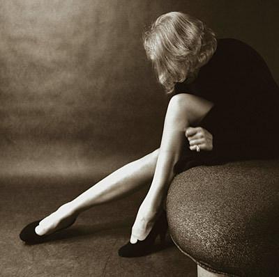 Marlene Dietrich by Milton H Greene