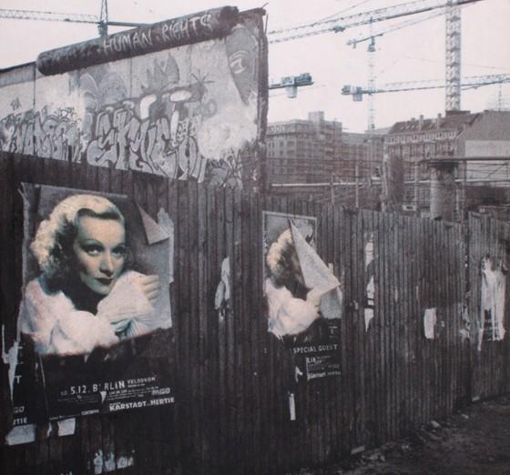Marlene Dietrich by John Alexander