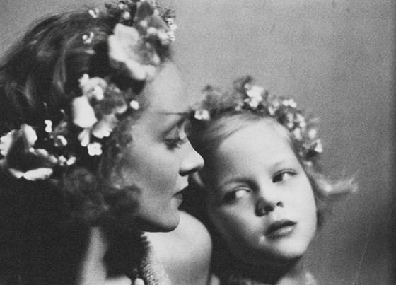 Marlene & Maria byJosef Von Sternberg