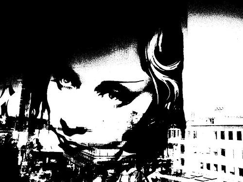 Marlene Dietrich by Sergio Lira