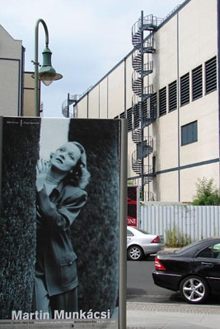 Marlene Dietrich by Wouter Vandendriessche