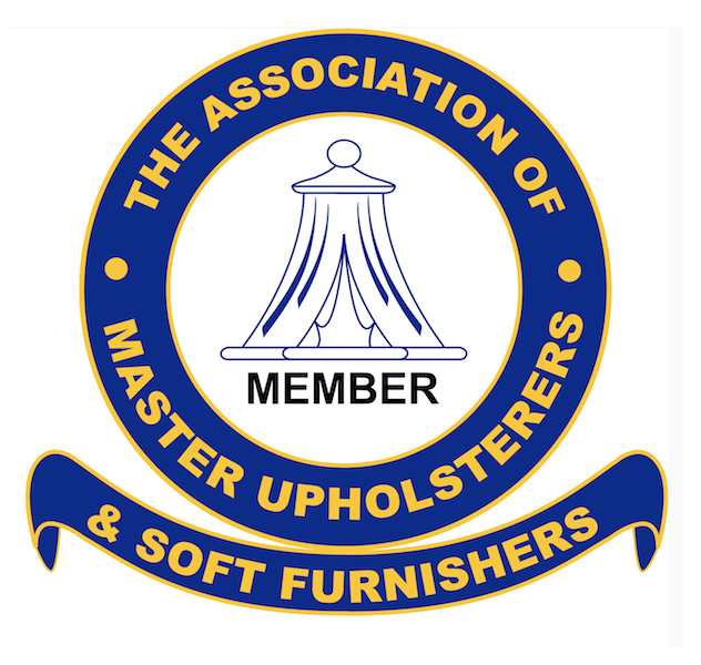 Logo of The Association of Master Upholsterers and Soft Furnishers