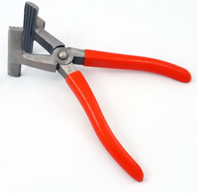 Pair of hide pliers