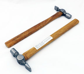 Two pin hammers