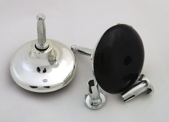 Glides to replace castors